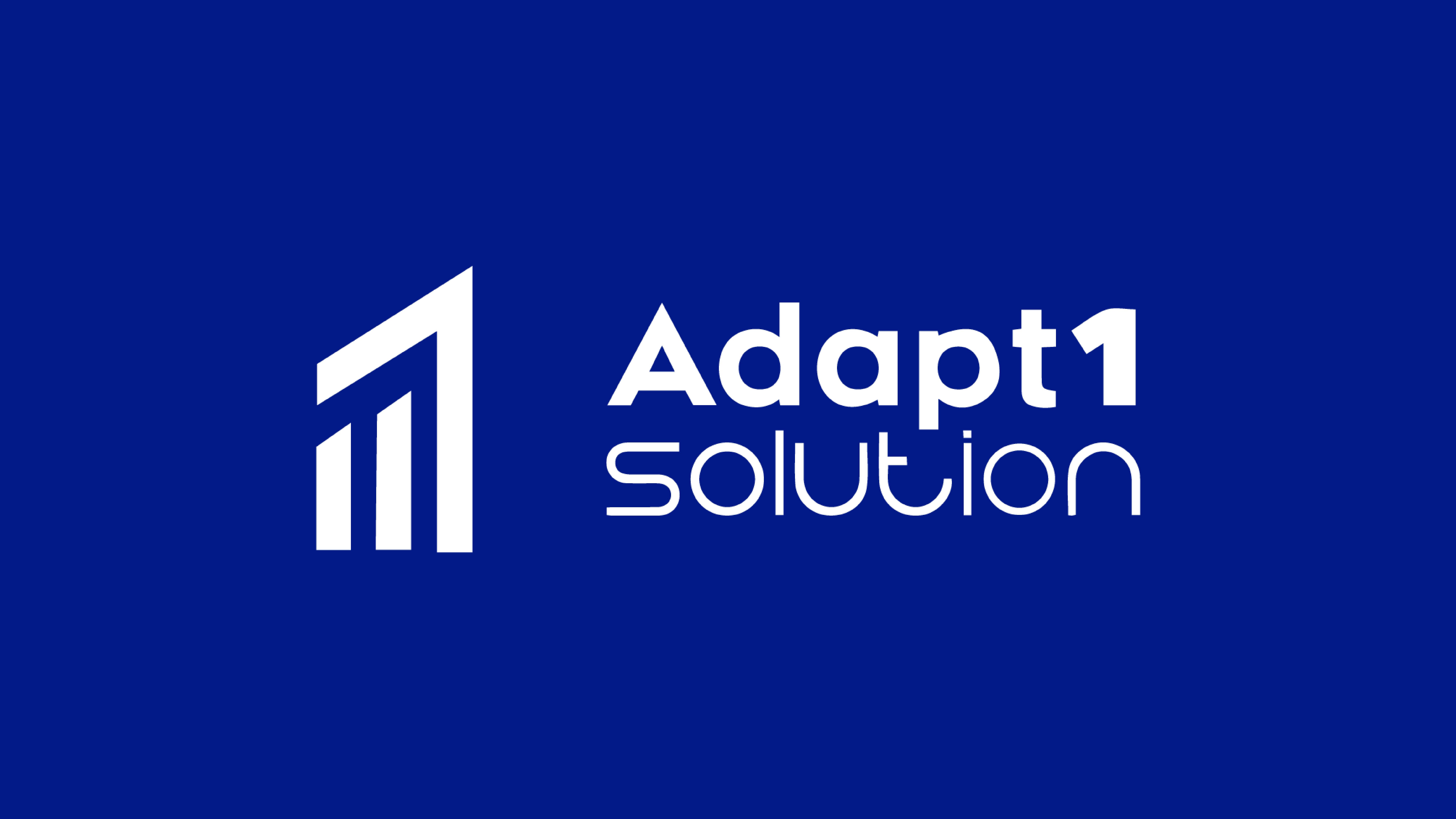 Adapt1solution logo